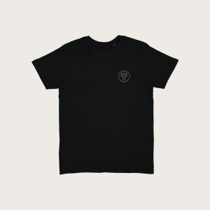 t-shirt man ride or die black
