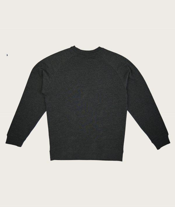 sweatshirt costa est grey back